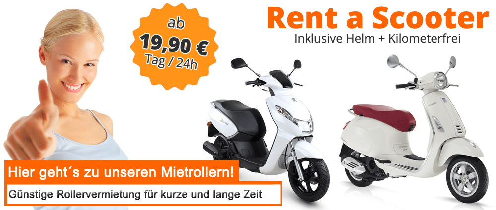 Motorcycle rental Berlin